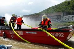 Abschnittswasserdienstübung 2014
