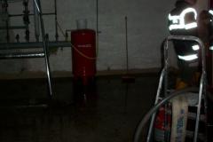 Keller auspumpen 12.02.2012