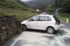 Verkehrsunfall 13.08.2014