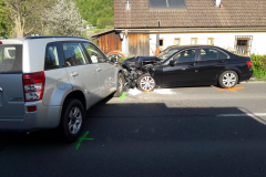 Verkehrsunfall Aggsbach Markt 21.04.2018