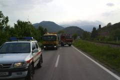 Verkehrsunfall am 30.04.2009