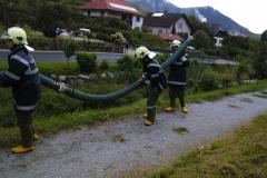 Zugsübung 30.05.2009