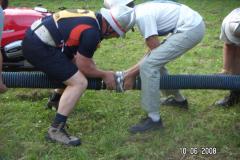 Training Wettkampfgruppe 2008