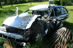 Verkehrsunfall 02.07.08