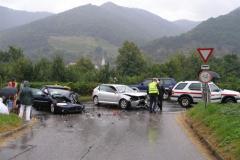 Verkehrsunfall 15.08.08